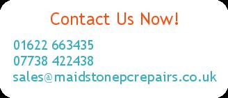 Contact Maidstone PC Repairs