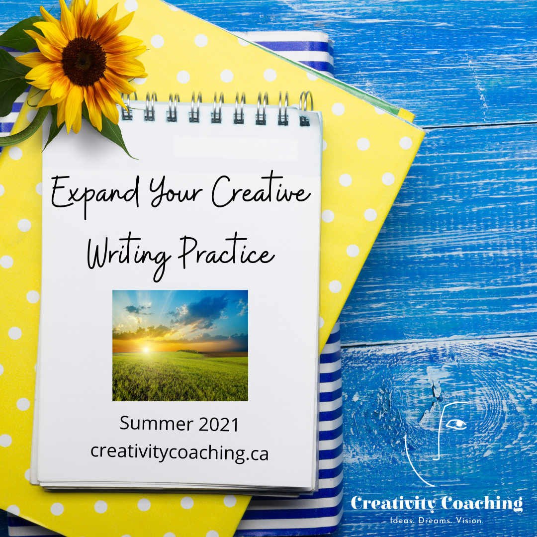 Expand Your Creative Writing Practice