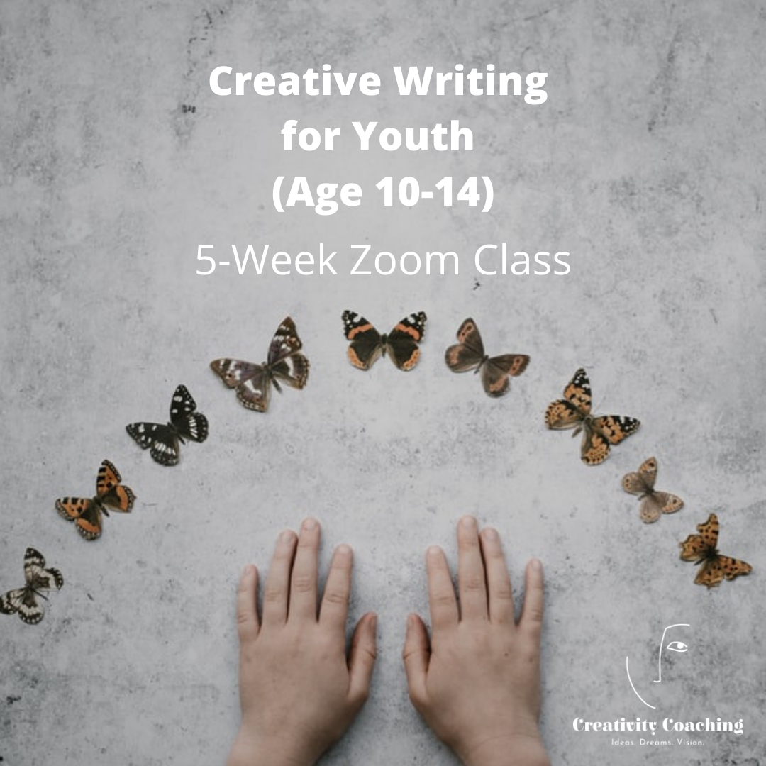Creative Writing for Youth (Aged 10-14)