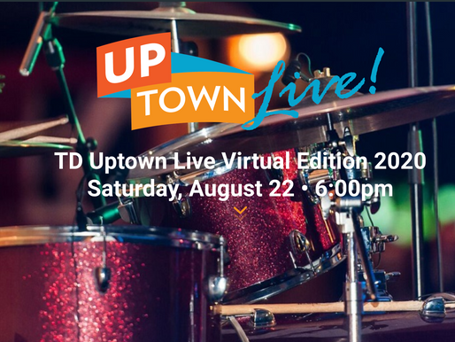TD Uptown Live Virtual Edition 2020