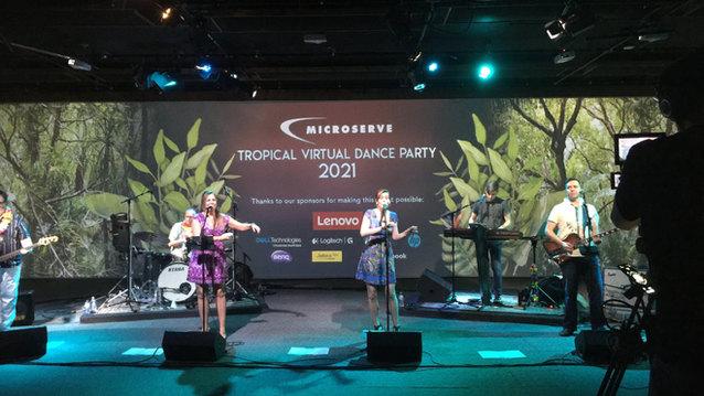 Microserve Virtual Party