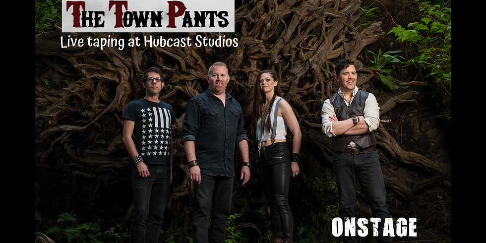 ONSTAGE: THE TOWN PANTS