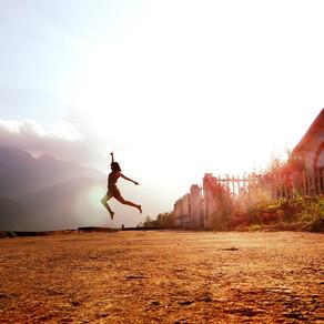 Feierst Du Deine Erfolge mit einem Freudentanz?