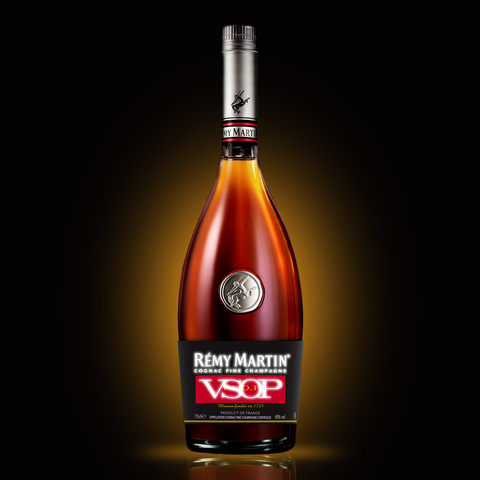 REMY MARTIN VSOP LED LABEL