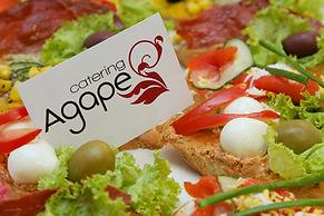 AgapeCatering Logo