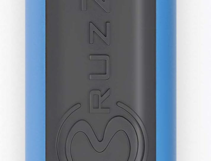 Bruzz nailbrush - Blue