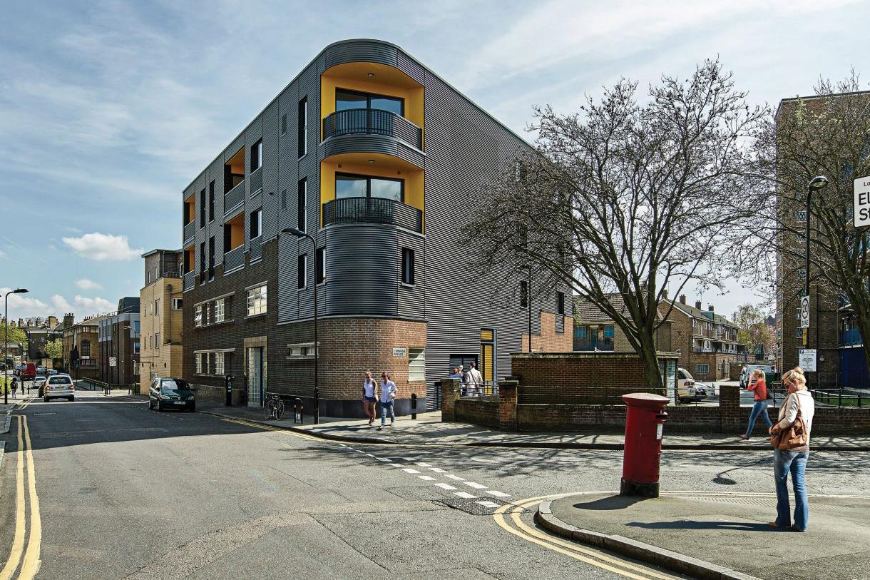 Zinc Haus Apartments