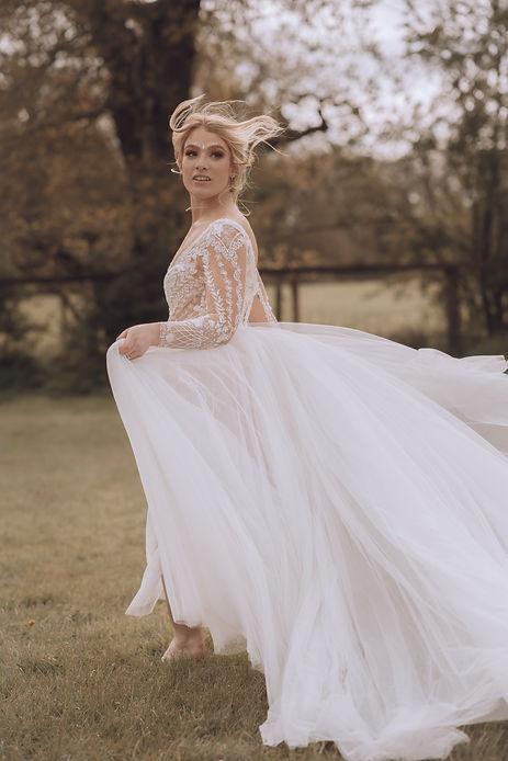 Festival Boho Wedding Bride