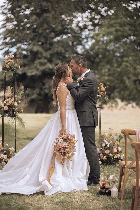 Fillongley Hall Wedding Venue. Outdoor Wedding Ceremony Venue in Warwickshire