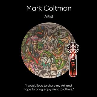 Mark Coltman, Artist.