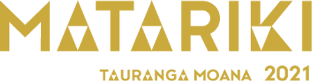 Graphic - Matariki logo gold - 2021 - PN