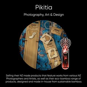 Pikitia, Photography, Art & Design.