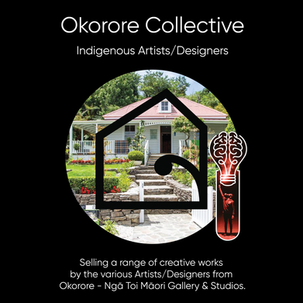 Okorore collective of Indigenous Artists/Designers.