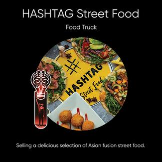 HASHTAG Street Food, Food Truck.