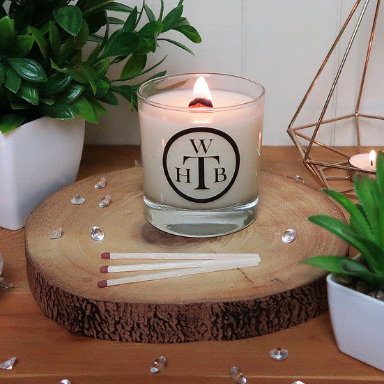 Luxury Wood Wick Candle Gift Set - Choose Your Scents
