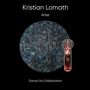 Kristian Lomath, Painter.