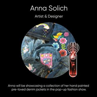 Anna Solich, Artist.