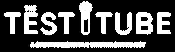The Test Tube Logo - white on trans-01.p