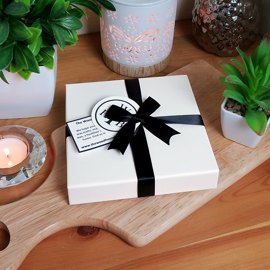 Luxury Scented Wax Melts Gift Box - Personalised