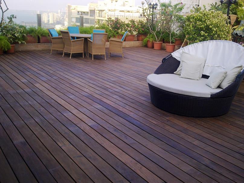 Outdoor Deck Wood