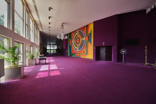 NCPAb- Main Lobby