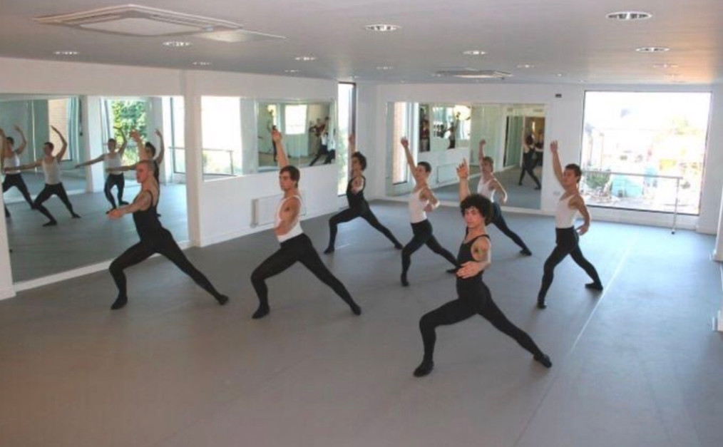 Harlequin Dance Floor