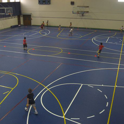 Multipurpose Sports Flooring