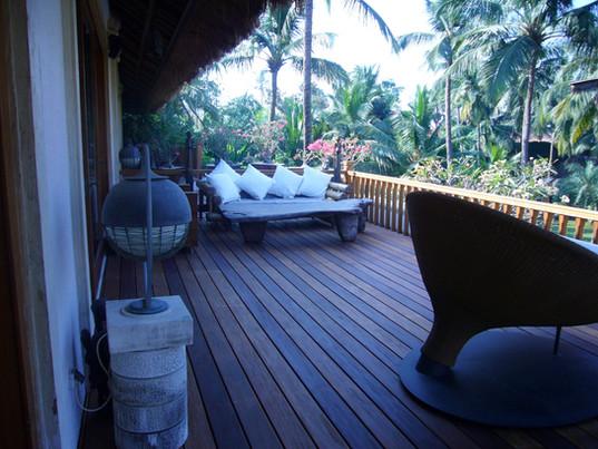Private Balcony, Alibag