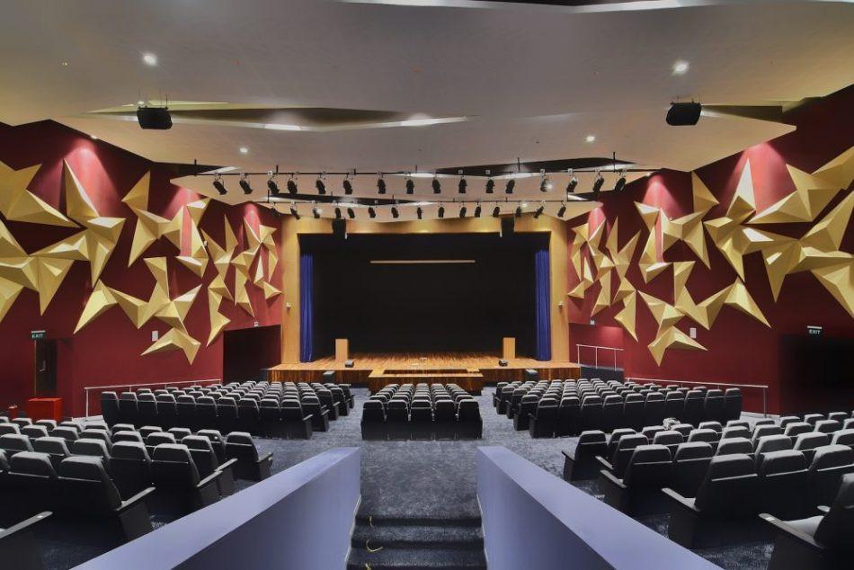 NISM Auditorium, Mumbai