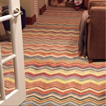 KANE 'Motivo' Carpet - India Carpets