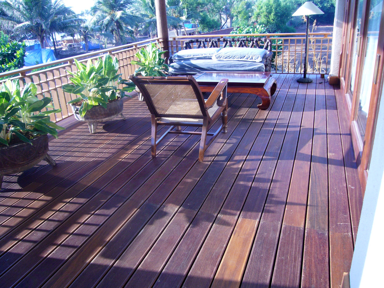 Outdoor Deck Wood