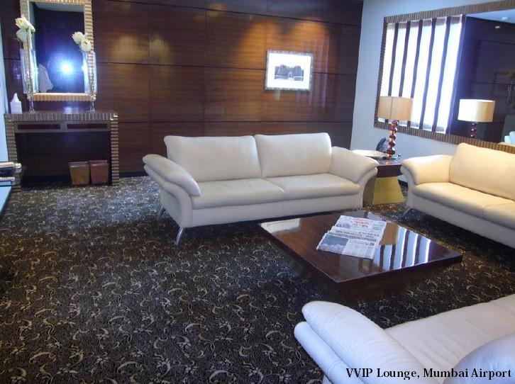 VVIP Lounge, Mumbai Airport