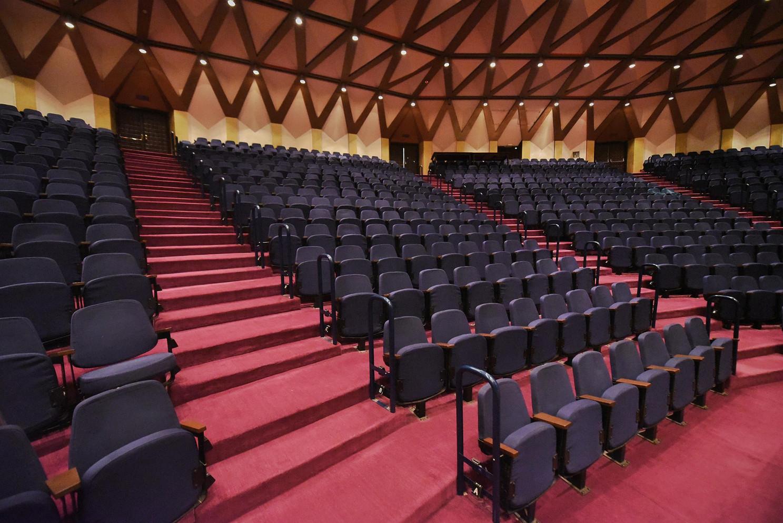 NCPA- Tata Theatre