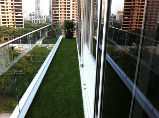 Private Balcony, Mumbai