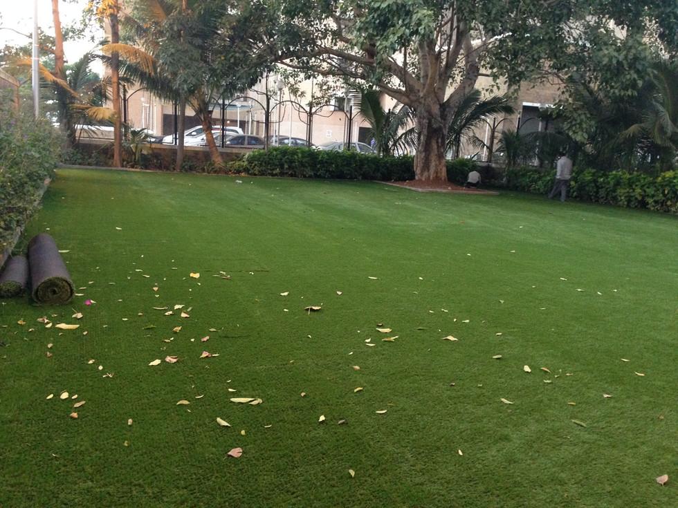 Artificial Bermuda Grass from Singapore
