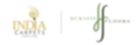 India Carpets & Durafit Floors Logo