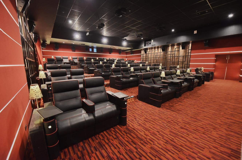 Auditorium Carpets