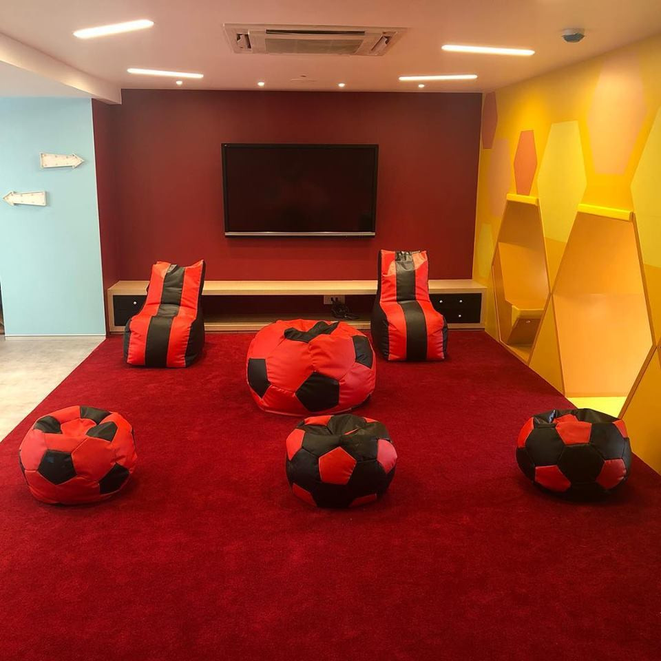 Red Carpet at Rustomjee Elements Kids Play Area