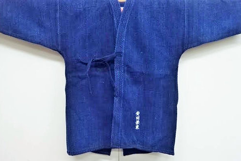JAPANESE KIMONOKENDO-GI UNIFORM (used) #008