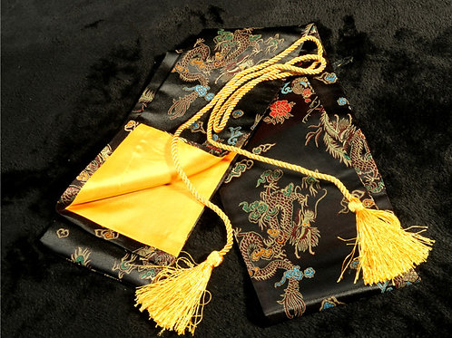 Silk bag for KATANA/IAITO JAPANESE SWORD #0171