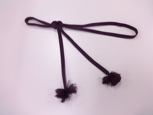 JAPANESE VINTAGE HAND-TIED OBIJIME CORD #0160