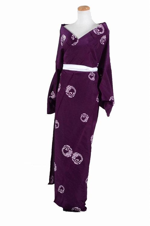 Japanese Geisha Kimono Robe / Gorgeous Kimono