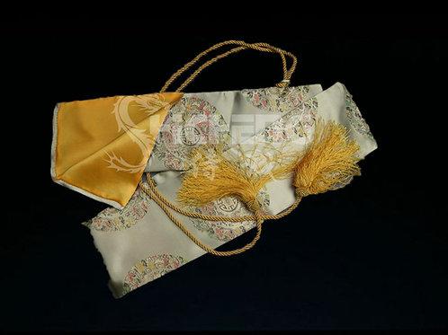 Silk bag for KATANA/IAITO JAPANESE SWORD #0177