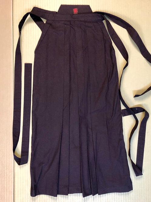 JapaneseHakama (Umanori) Dark Indigo/Cotton for Kendo Aikido Budo #0552