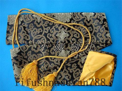 Silk bag for KATANA/IAITO JAPANESE SWORD #0175