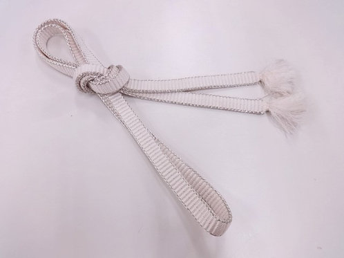 JAPANESE VINTAGE HAND-TIED OBIJIME CORD #0163