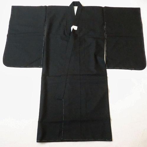 Samurai Boy's KIMONO, Black, #0129K