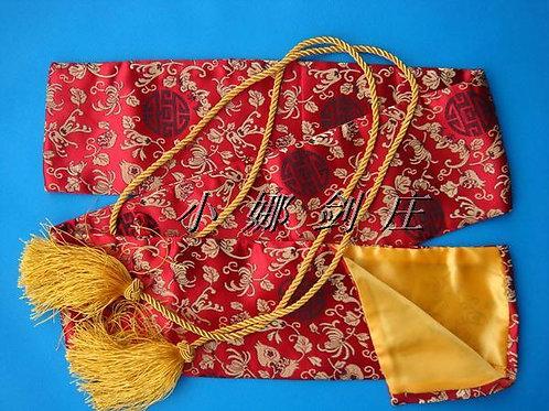Silk bag for KATANA/IAITO JAPANESE SWORD #0174