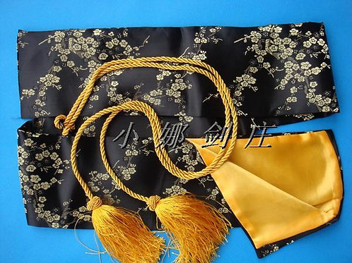 Silk bag for KATANA/IAITO JAPANESE SWORD #0170