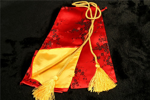 Silk bag for KATANA/IAITO JAPANESE SWORD #0193